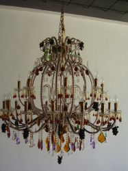 Classic italian chandelierschandeliers candelsticks and wall mia l 267024700 aloadofball Images